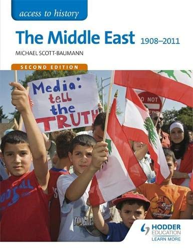 9781471838415: The Middle East 1908-2011 (Access to History)