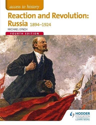 9781471838569: Access to History: Reaction and Revolution: Russia 1894-1924 Fourth Edition