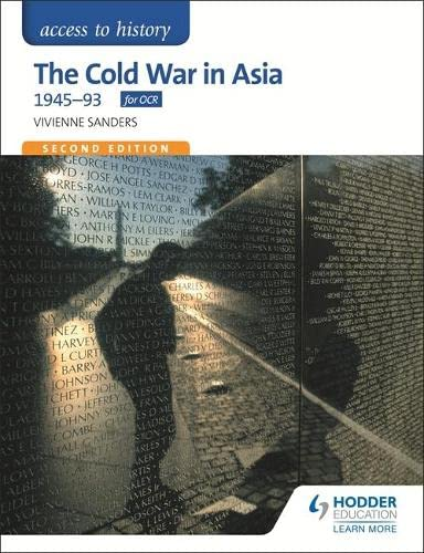 9781471838798: Access to History: The Cold War in Asia 1945-93 Second Edition