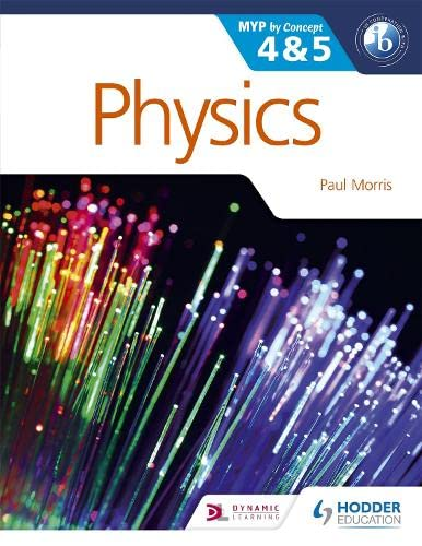 9781471839337: Physics for the IB MYP 4 & 5: By Concept (MYP By Concept)