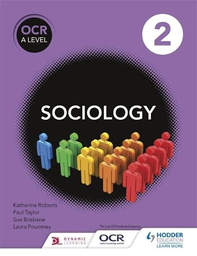 9781471839450: OCR Sociology for a Levelbook 2