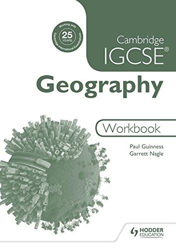 Cambridge IGCSE Geography Workbook (Paperback): Paul Guinness, Garrett