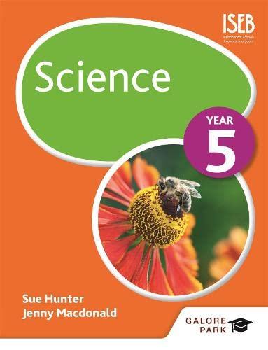 Science Year 5: Year 5: Macdonald, Jenny, Hunter, Sue