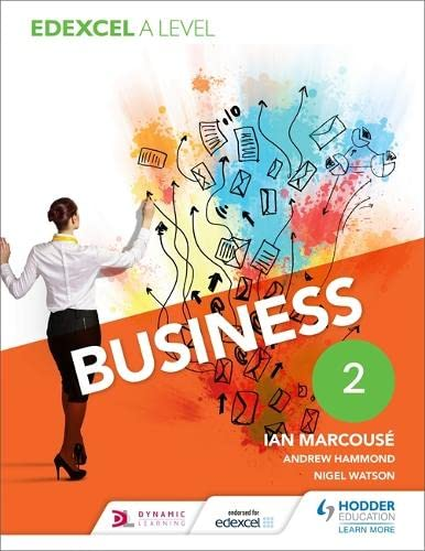 9781471847813: Edexcel Business A Level Year 2 (Edexcel a Level)