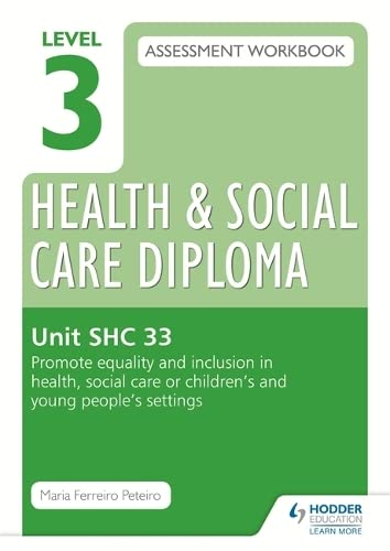 level3 shc 32 health and social