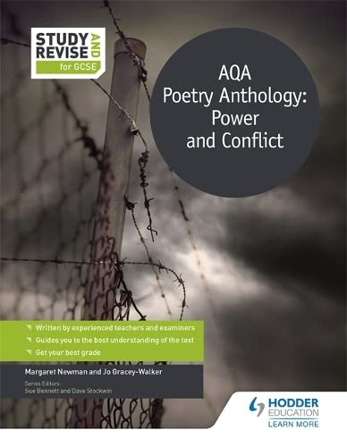 Study and Revise for GCSE: AQA Poetry: Margaret Newman, Jo