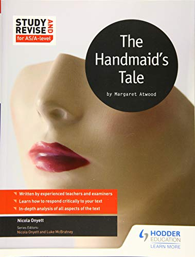 9781471854101: Handmaid's Tale (Study & Revise for As/A Level)