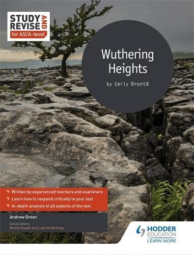9781471854286: Study and Revise for AS/A-level: Wuthering Heights (Study & Revise for As/A-level)