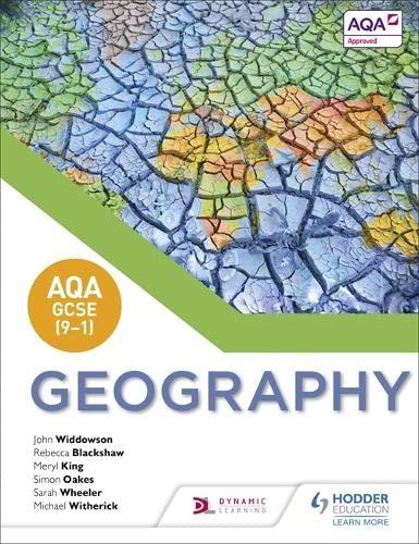 9781471859922: AQA GCSE (9–1) Geography