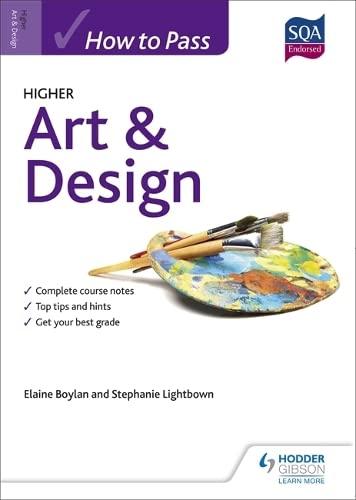 9781471862458: How to Pass Higher Art & Design (Eurostars)