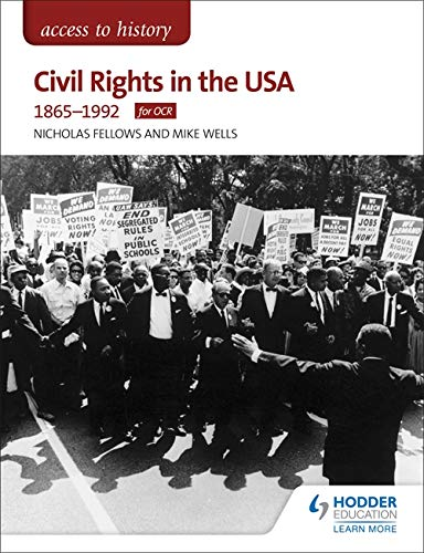 9781471867880: Access to History: Civil Rights in the USA 1865-1992 for OCR