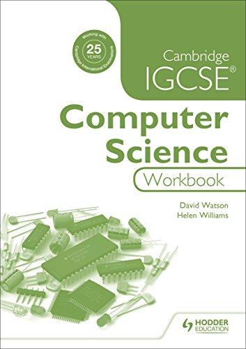 9781471868672: Cambridge IGCSE Computer Science Workbook