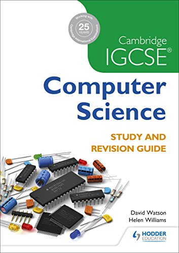 9781471868689: Cambridge IGCSE Computer Science Study and Revision Guide