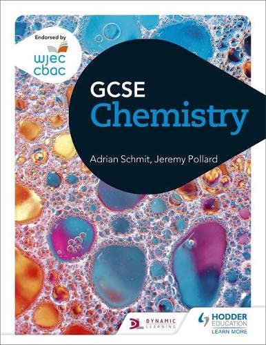 9781471868740: WJEC GCSE Chemistry (Wjec Gcse Science)
