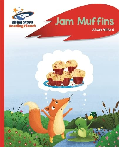 9781471879975: Reading Planet - Jam Muffins - Red a: Rocket Phonics (Rising Stars Reading Planet)
