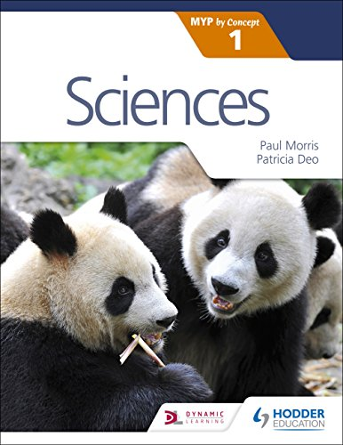 9781471880377: Sciences for the IB MYP 1 (Myp By Concept)