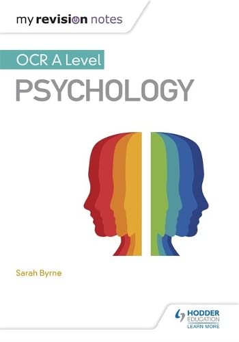 9781471882685: My Revision Notes: OCR A Level Psychology