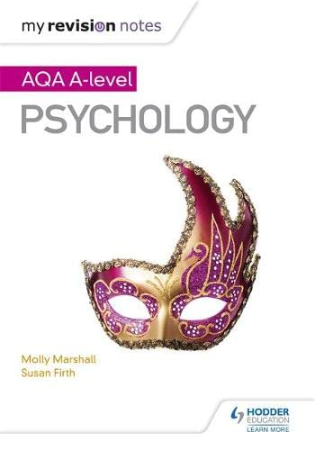 9781471882999: My Revision Notes: AQA A Level Psychology