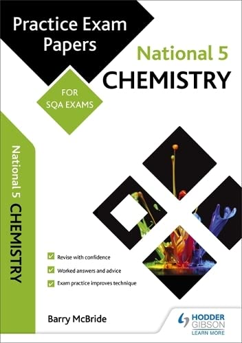 9781471883422: National 5 Chemistry: Practice Papers for Sqa Exams (Scottish Practice Exam Papers)
