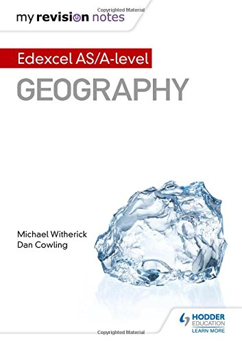 9781471886744: My Revision Notes: Edexcel AS/A-level Geography