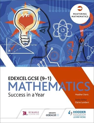 9781471886775: Edexcel GCSE Mathematics: Success in a Year