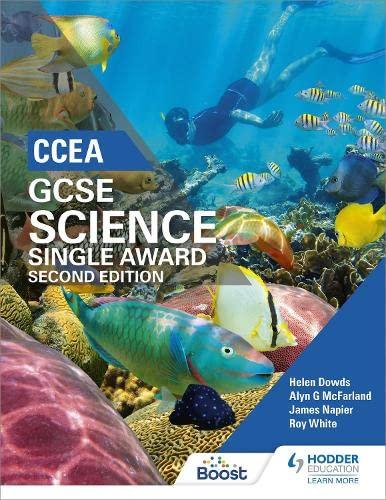 9781471892196: CCEA GCSE Single Award Science 2nd Edition