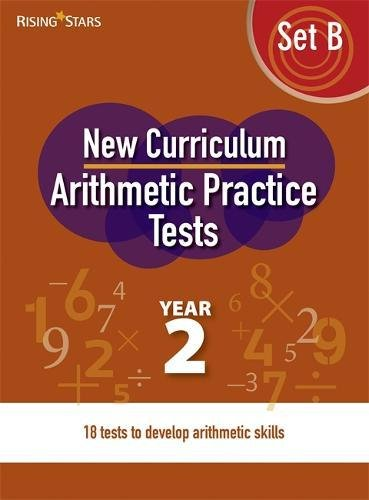 New Curriculum Arithmetic Tests Year 2 Set B: Louise Moore