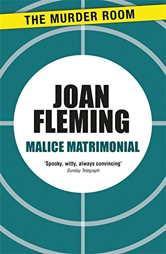 9781471902093: Malice Matrimonial (Murder Room)