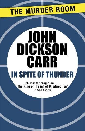 9781471905223: In Spite of Thunder