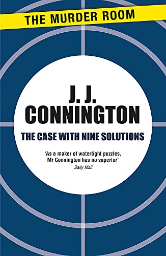 9781471905971: The Case with Nine Solutions (A Clinton Driffield Mystery)