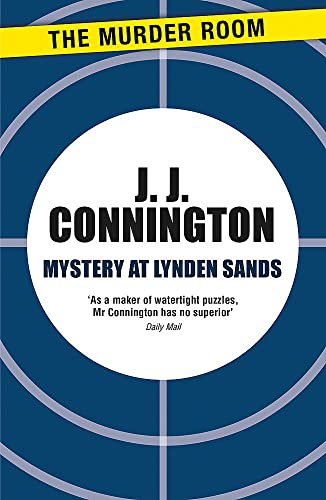 9781471905995: Mystery at Lynden Sands (A Clinton Driffield Mystery)