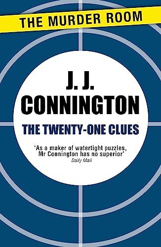 9781471906190: The Twenty-One Clues