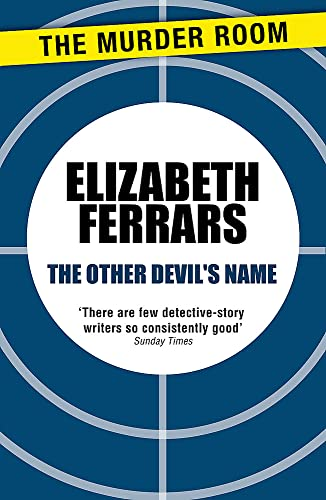 9781471906862: The Other Devil's Name (Andrew Basnett)