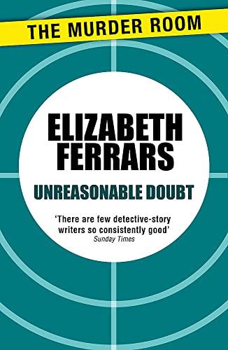 9781471907067: Unreasonable Doubt (Murder Room)