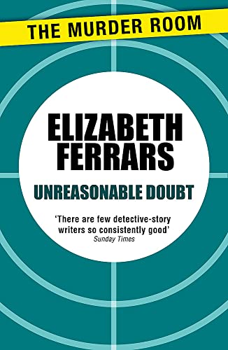 9781471907067: Unreasonable Doubt