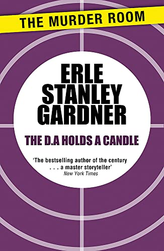 9781471909344: The D.A. Holds a Candle (Doug Selby D.A.)