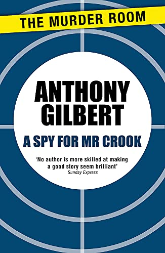 9781471909788: A Spy for Mr Crook (Mr Crook Murder Mystery)