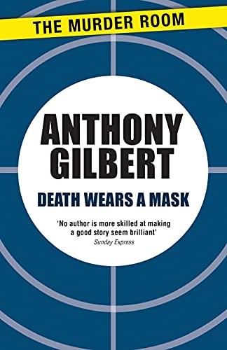 9781471910364: Death Wears a Mask (Mr Crook Murder Mystery)
