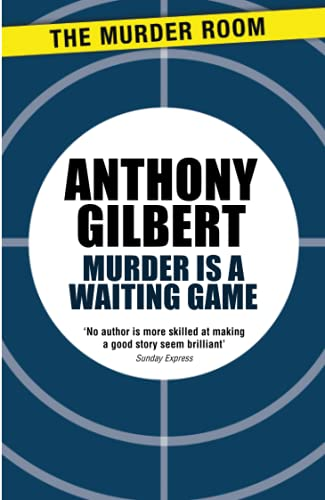 9781471910401: Murder is a Waiting Game (Mr Crook Murder Mystery)