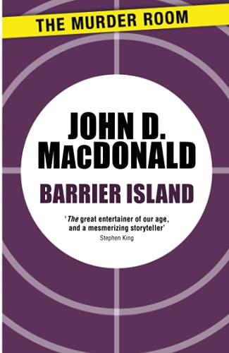 9781471911842: Barrier Island