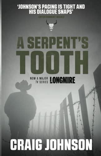 9781471913266: A Serpent's Tooth (A Walt Longmire Mystery)