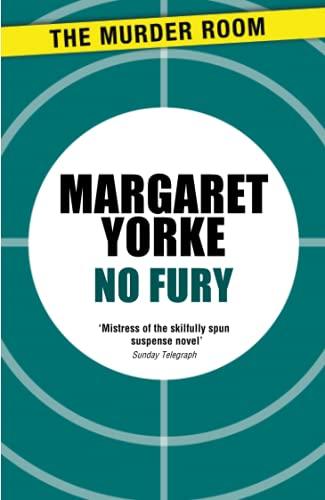 9781471914874: No Fury