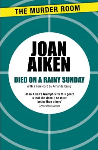 9781471916830: Died on a Rainy Sunday