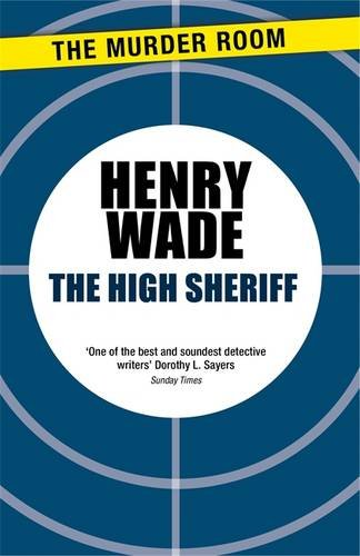 9781471919886: The High Sheriff (Inspector Poole)