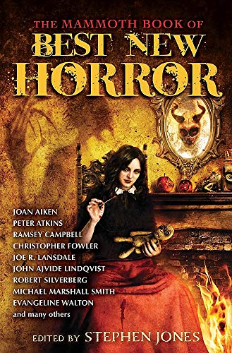 9781472100276: The Mammoth Book of Best New Horror 24