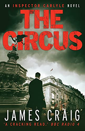 9781472100375: The Circus (Inspector Carlyle)