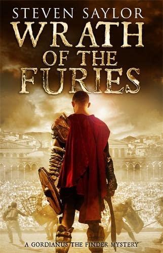 9781472101983: Wrath of the Furies (Roma Sub Rosa)