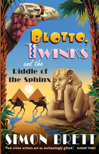 Blotto, Twinks and Riddle of the Sphinx: Brett, Simon