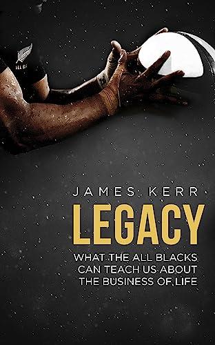 Legacy (Paperback): James Kerr
