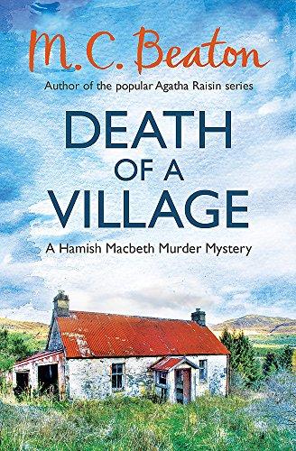 9781472105370: Death of a Village (Hamish Macbeth)